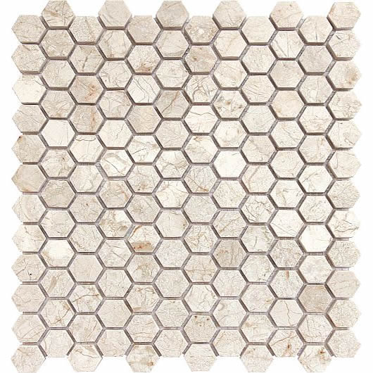 Honeycomb - Hexagon Mosaic