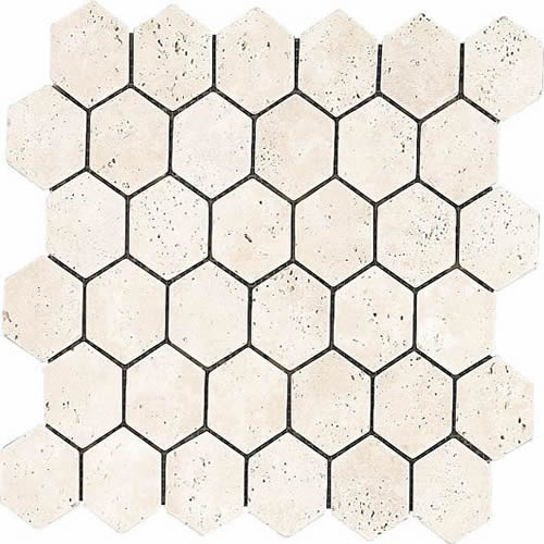 Honeycomb - Hexagon Mosaics