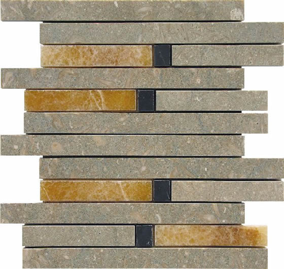 Strip Mosaics Mix